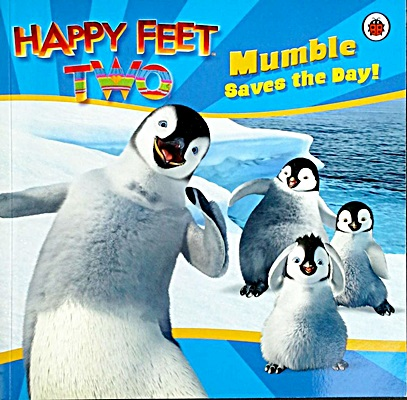 Happy Feet Two: Mumble Saves the Day