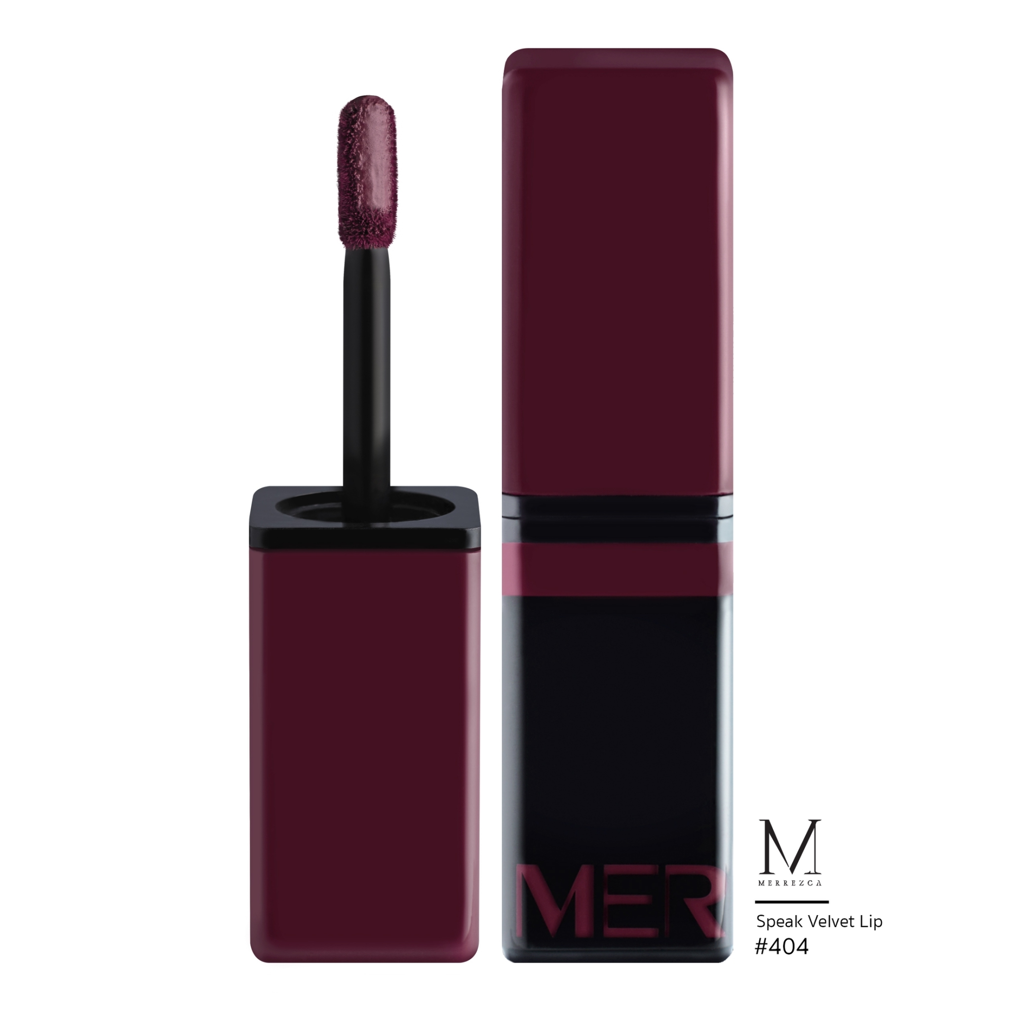 Merrez'ca Speak Velvet Lip # 404