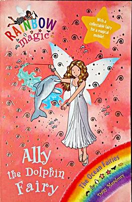 The Ocean Fairies: Ally the Dolphin Fairy
