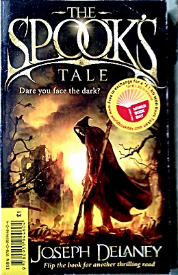 The Spook's Tales