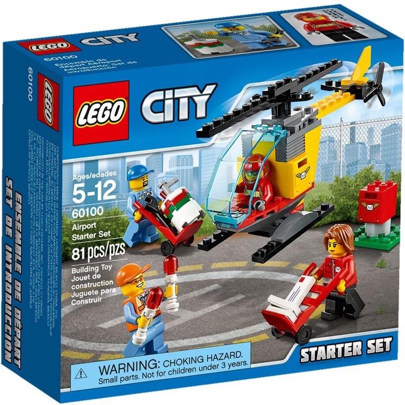 LEGO City 60100 Airport Starter Set