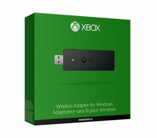 XOne Wireless Adaptor For Window