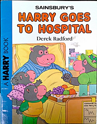 Harry Goes to Hospital