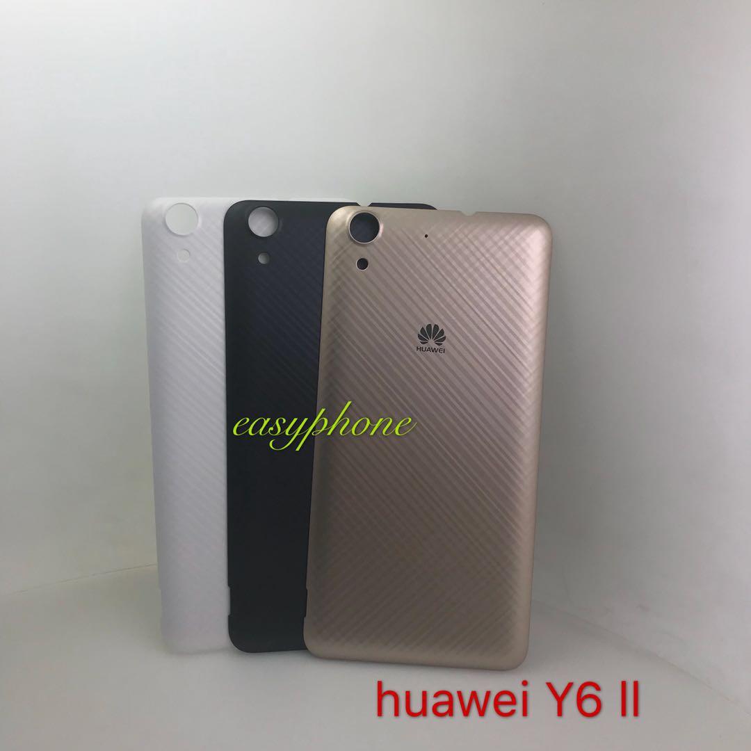 ฝาหลัง Huawei Y6ll CAM-L21 // มีสี ดำ,ขาว,ทอง