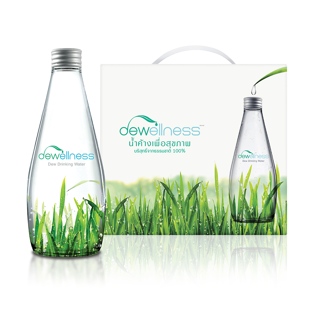 น้ำค้างเพื่อสุขภาพ DEWellness