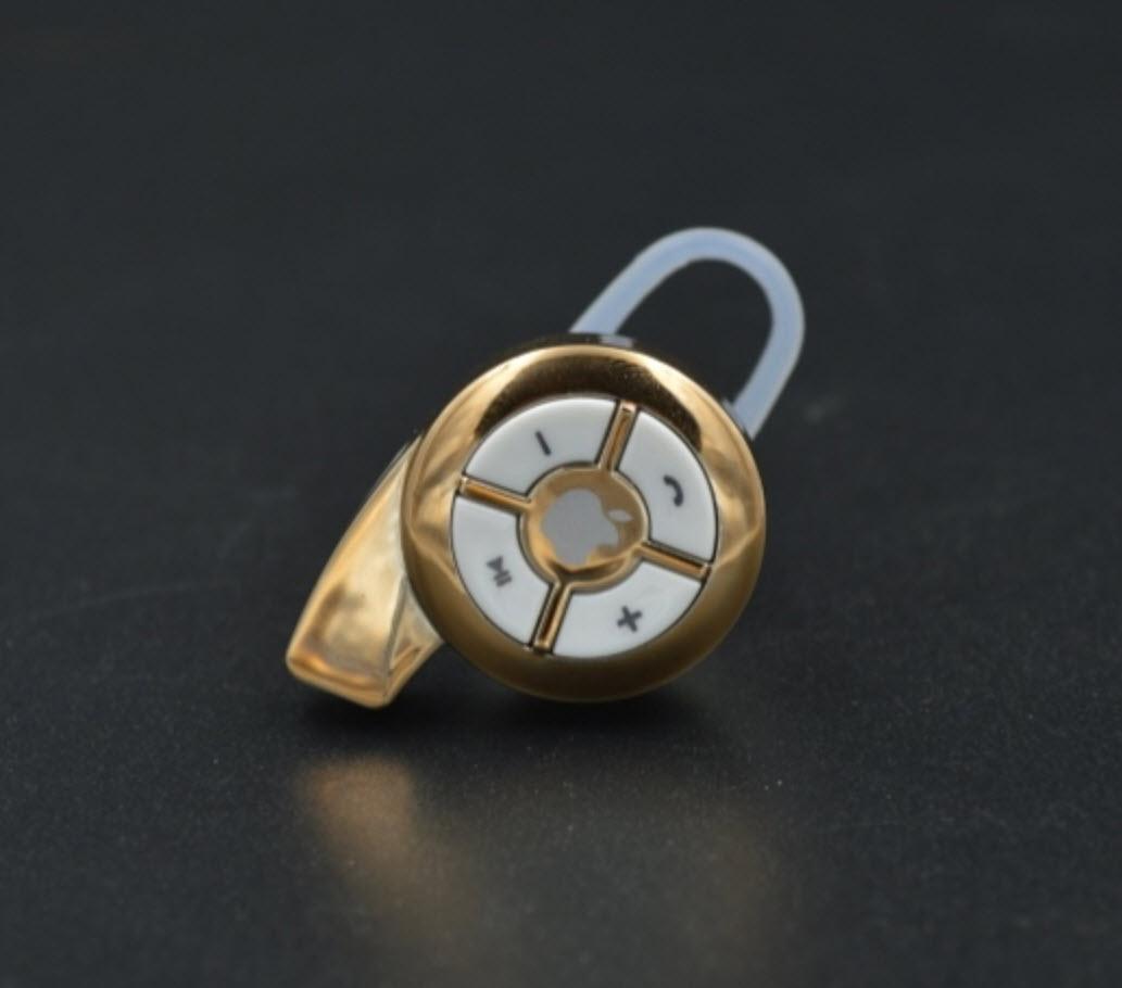 หูฟัง บลูทูธ Headphone Bluetooth Mini A9 สีทอง ปกติราคา 1250 ลดเหลือ 590 บาท