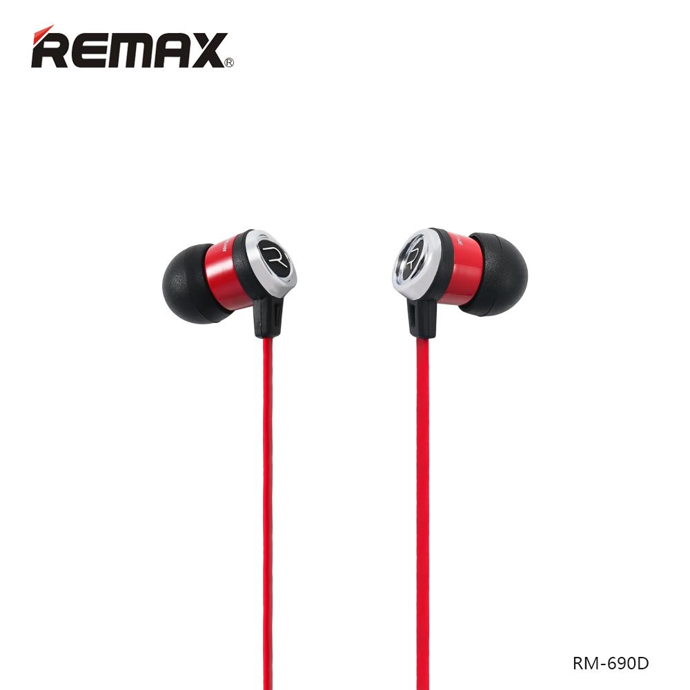 หูฟัง Small Talk Remax แท้ RM-690D สีแดง ปกติราคา 1,480 ลดเหลือ 890 บาท