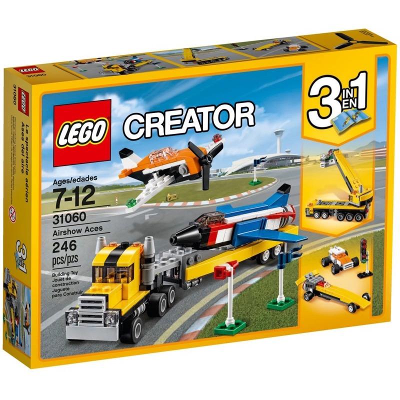 LEGO Creator 31060 Airshow Aces
