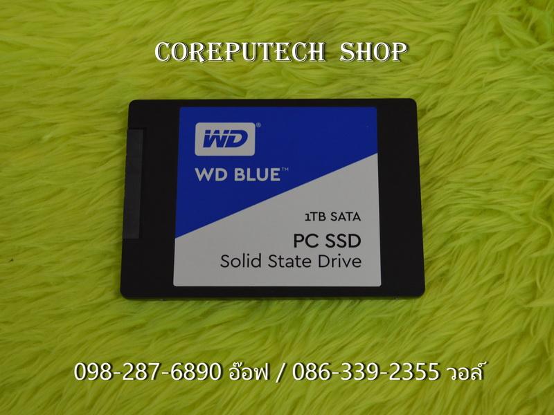 SSD WD Blue 1TB