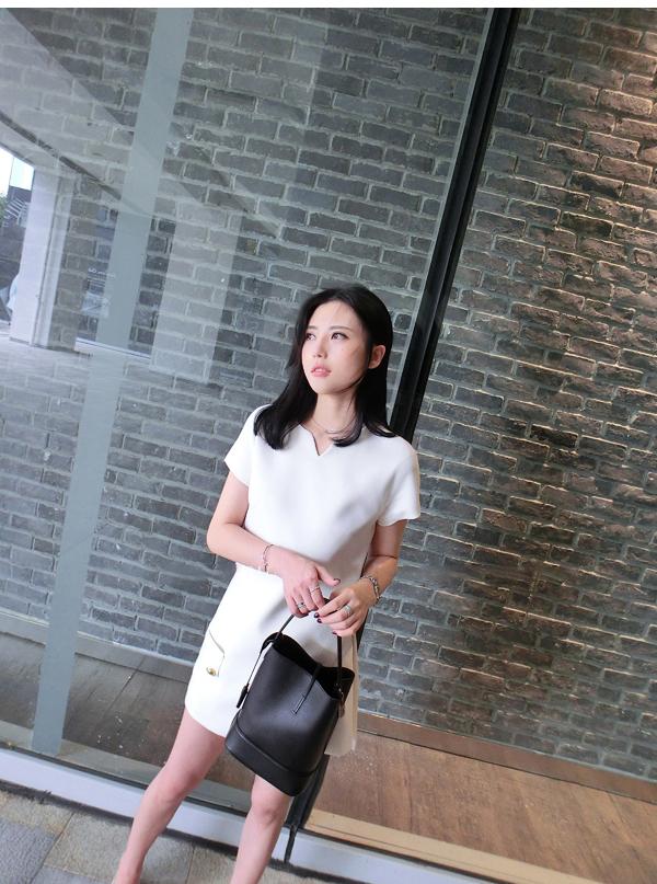 ชุดเซ็ทแฟชั่นสีขาวสวยๆ