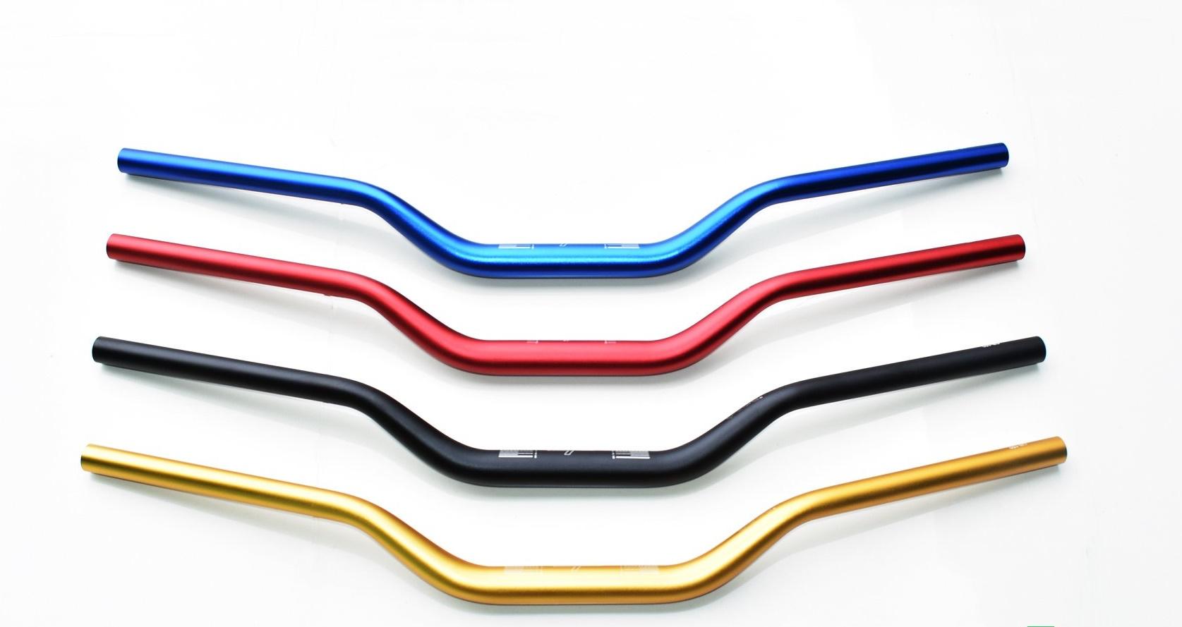 แฮนด์บาร์ อลูมิเนียม Tracker 28 มิล SVENSPEED. Aluminium Tracker Handlebar 28. mm.ใส่รถ CB 150R EXMOTION ราคา1100