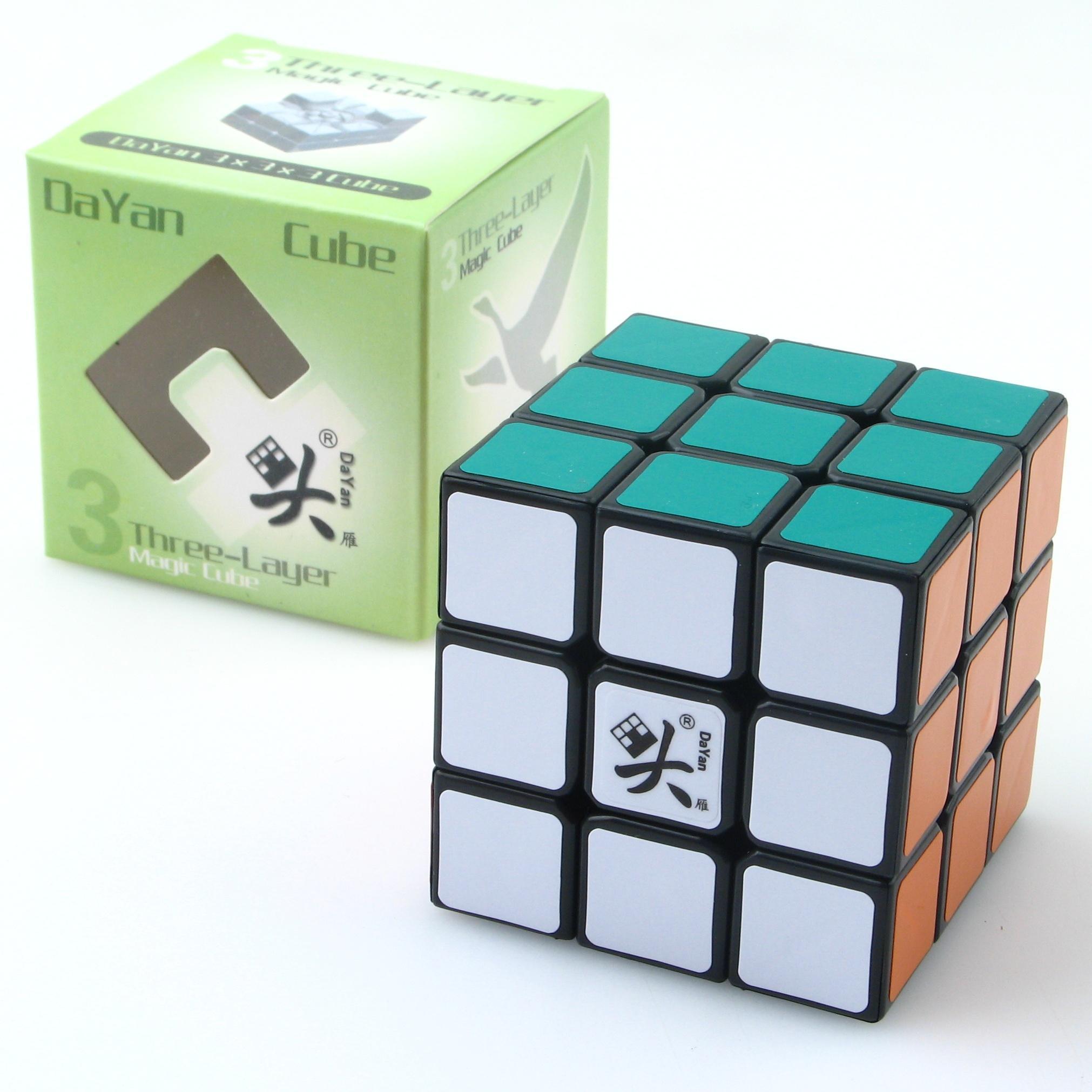 Dayan Guhong v.1 3x3x3 Black Edition