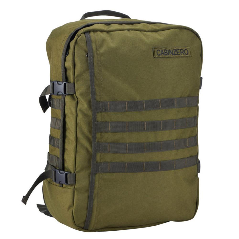CABIN ZERO กระเป๋าเป้สะพายหลัง รุ่น MILITARY 44L (สีเขียว)