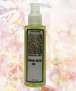 น้ำมันสกัดจมูกข้าวสาลี Wheatgerm oil pure