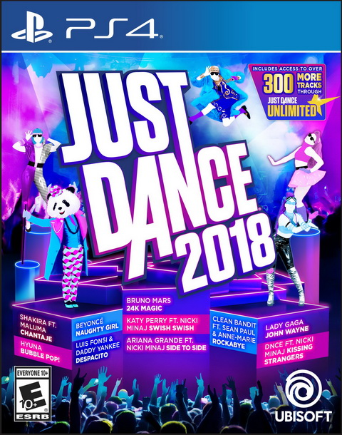 PS4- Just Dance 2018
