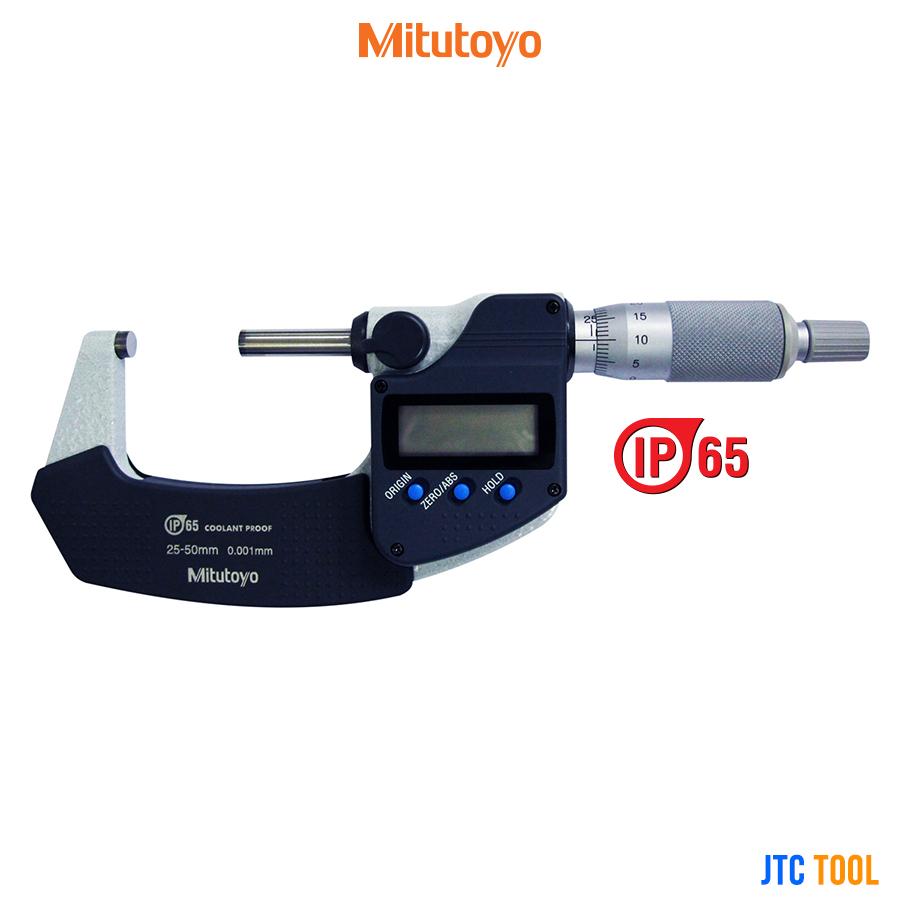 ไมโครมิเตอร์ ดิจิตอล - Micrometer Digital 25-50 mm. [MITUTOYO]