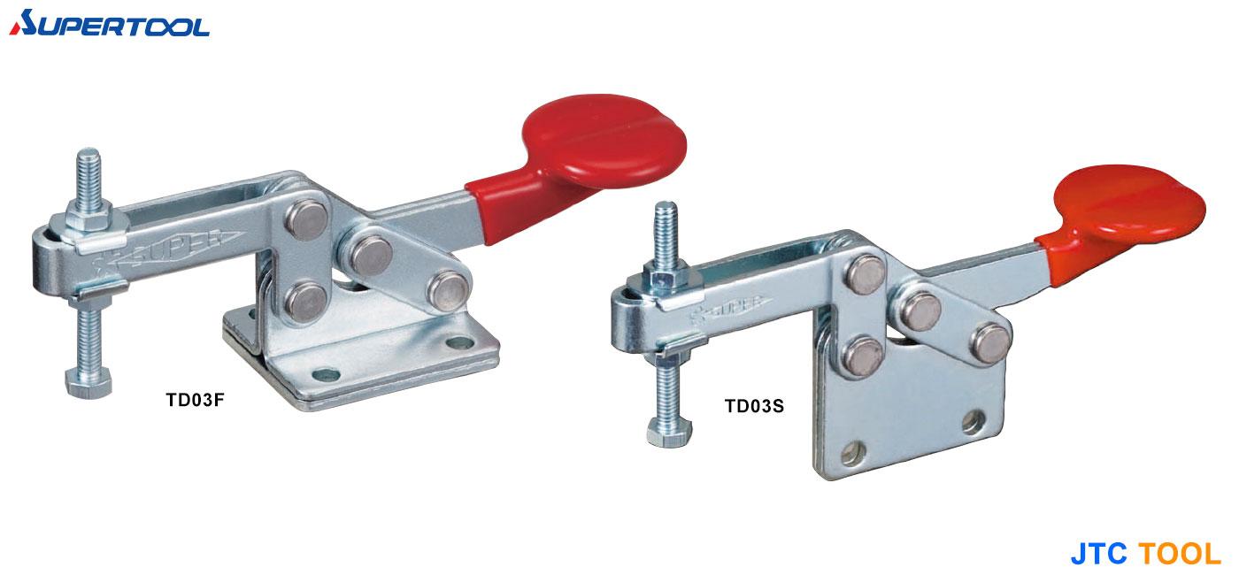 TOGGLE CLAMP 65° (Horizontal Handle Type) / แคล้มนก (แนวนอน)