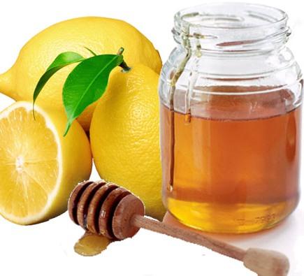 มะนาวกับน้ำผึ้ง