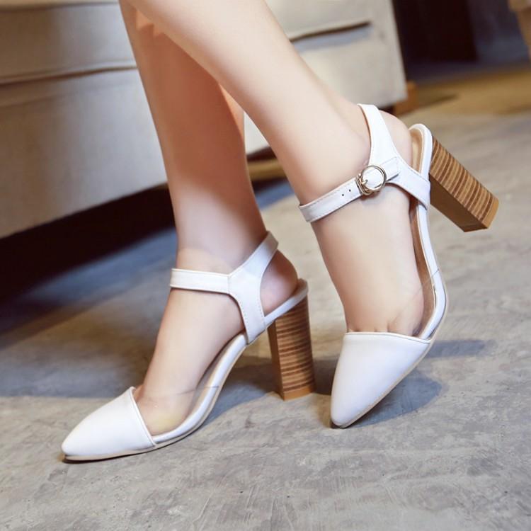 Preorder รองเท้าแฟชั่น สไตล์เกาหลี 34-43 รหัส SK-8758