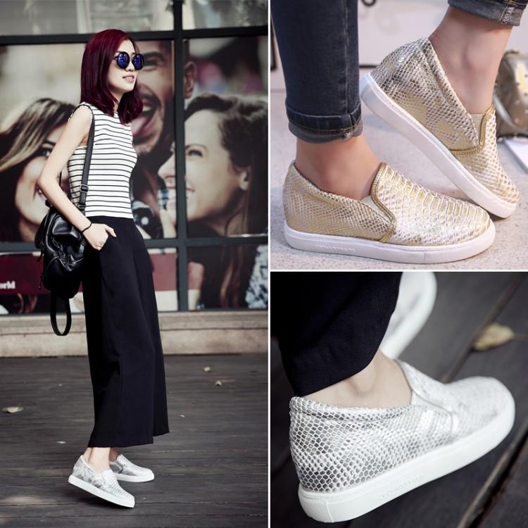 Preorder รองเท้าแฟชั่น สไตล์เกาหลี 34-43 รหัส 9DA-2849