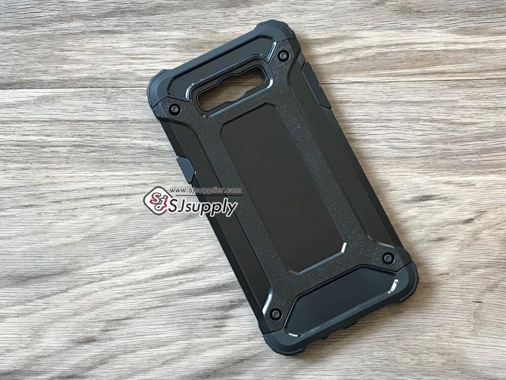 เคส Samsung J7 (2017) กันกระแทก สีดำ BKK