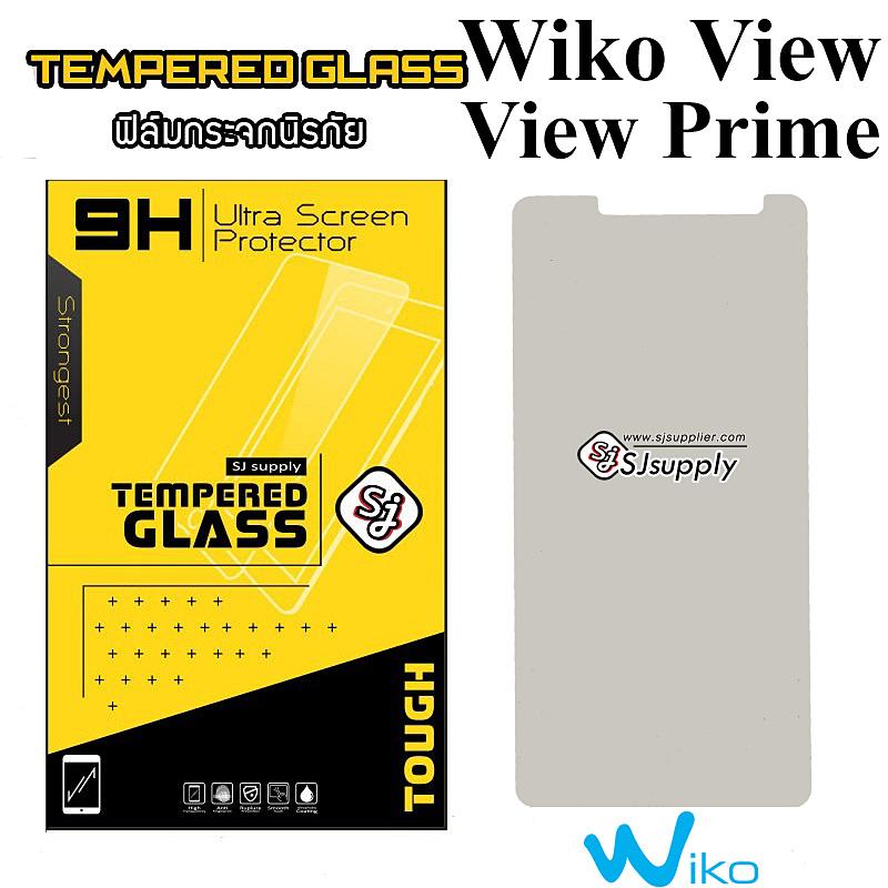 ฟิล์มกระจก Wiko View / View Prime