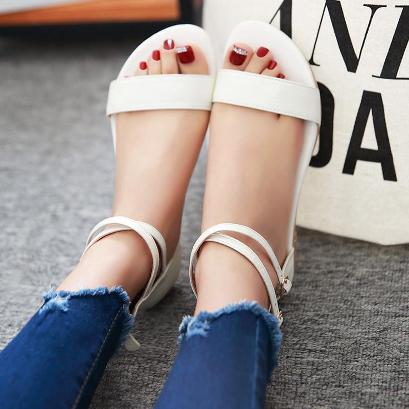 Preorder รองเท้าแฟชั่น สไตล์เกาหลี 34-43 รหัส 9DA-1612