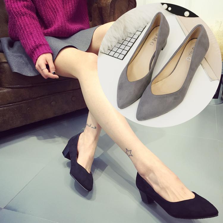 Preorder รองเท้าแฟชั่น สไตล์เกาหลี 35-41 รหัส GB-1509