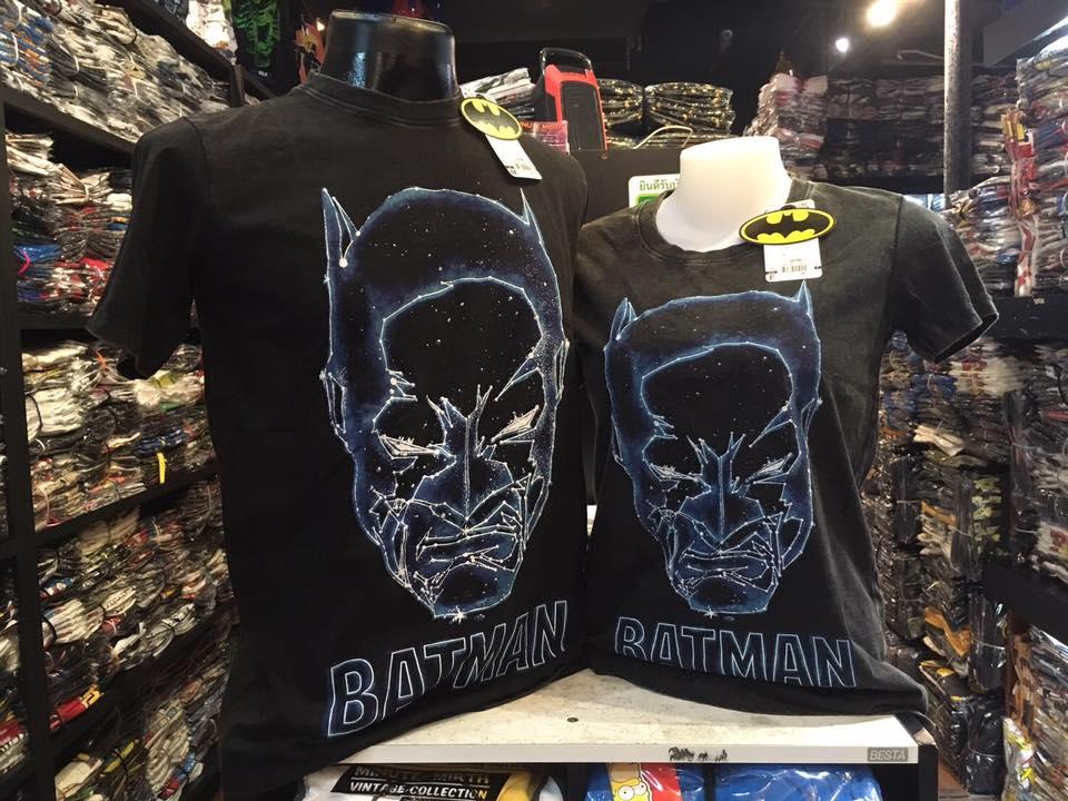 แบทแมน สีดำ (Batman FACE CODE:0765)