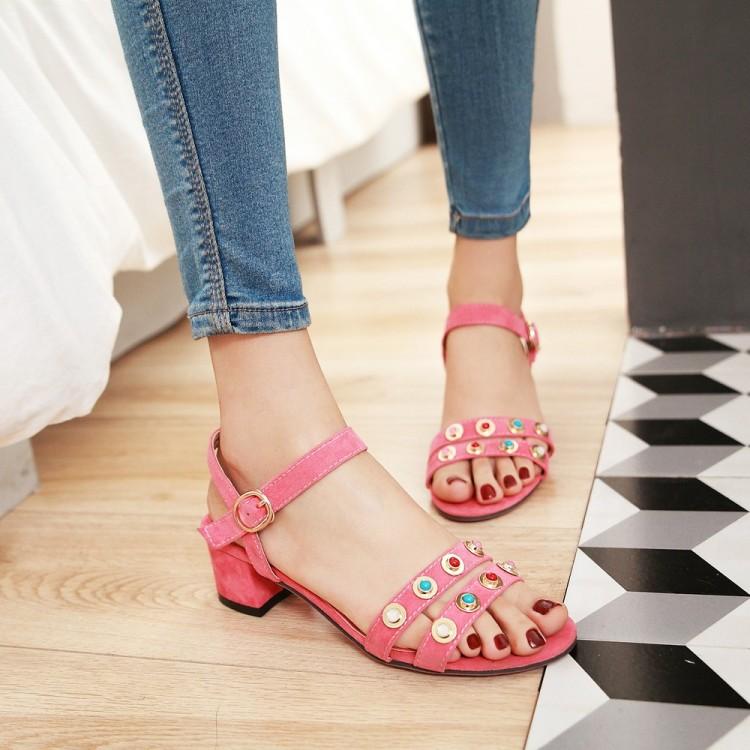 Preorder รองเท้าแฟชั่น สไตล์ เกาหลี 34-43 รหัส 55-6828