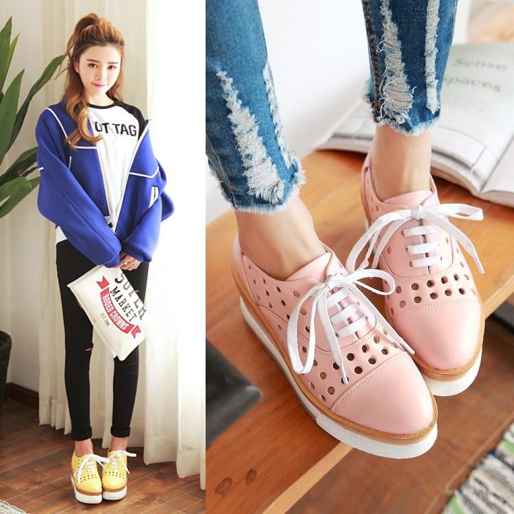 Preorder รองเท้าแฟชั่น สไตล์ เกาหลี 33-42 รหัส 9DA-6319