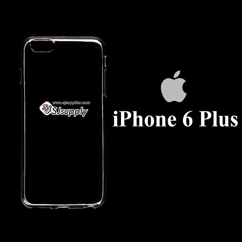 เคส iPhone6 Plus ซิลิโคน สีใส