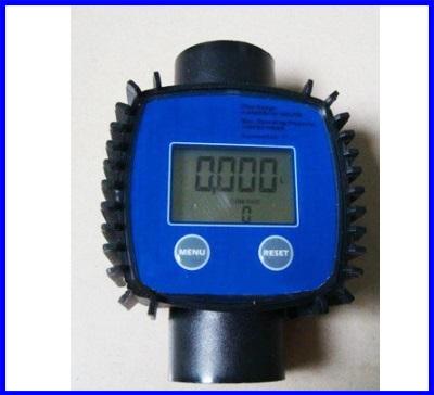 """มิเตอร์วัดปริมาณการไหลของน้ำ 10-120 ลิตรต่อนาที ขนาดท่อเส้นผ่าศูนย์กลาง 1"""" Digital Flow meter"""