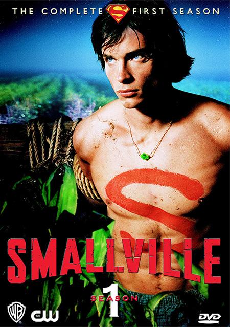 Smallville Season 1 / สมอลวิลล์ ผจญภัยหนุ่มน้อยซูเปอร์แมน ปี 1 / 11 แผ่น DVD (พากษ์ไทย+บรรยายไทย)