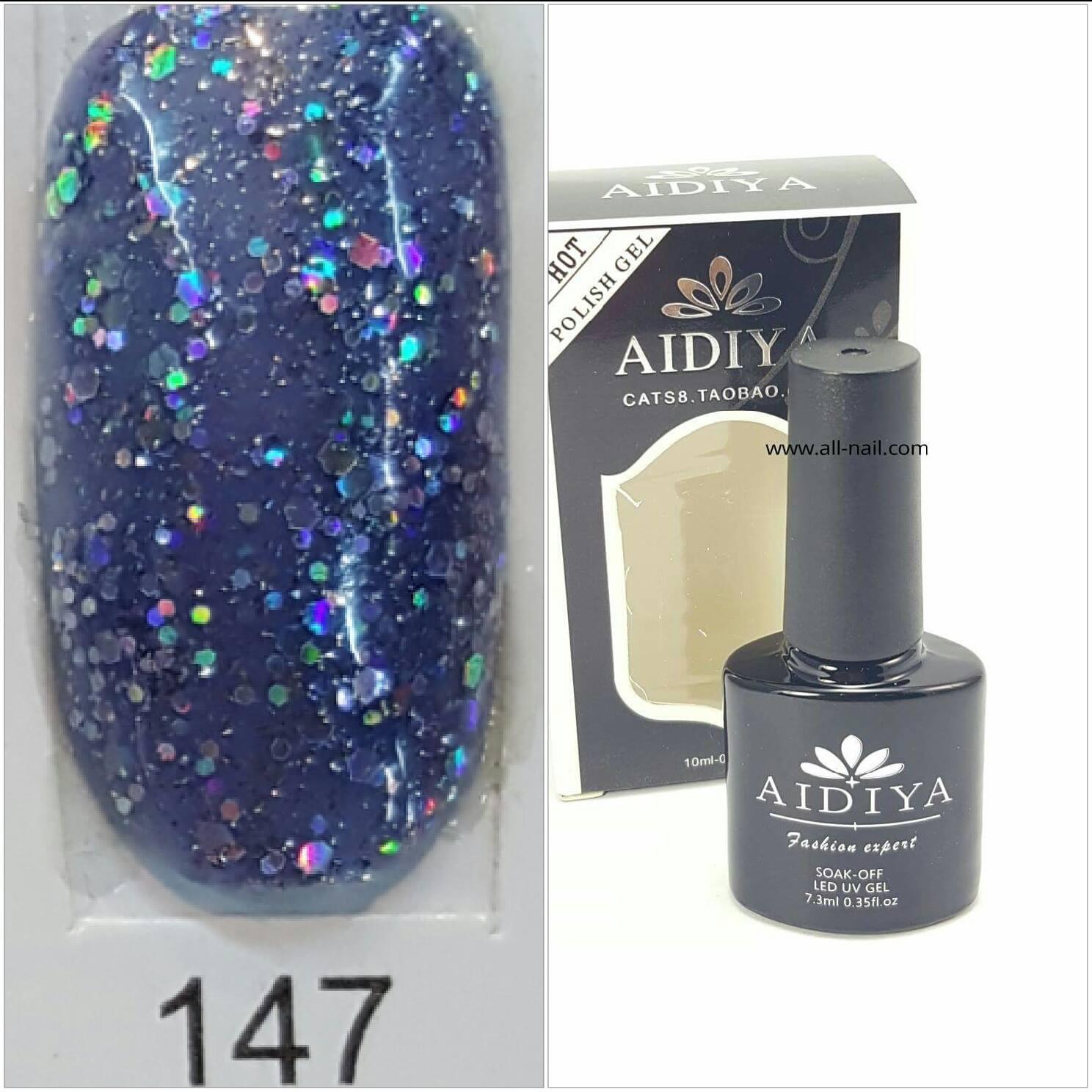 สีเจลทาเล็บ AIDIYA #147
