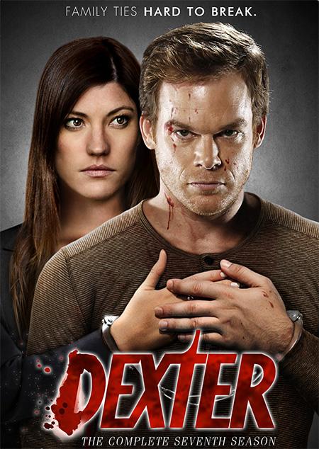 Dexter Season 7 / เด็กซเตอร์ เชือดพิทักษ์คุณธรรม ปี 7 / 4 แผ่น DVD (บรรยายไทย)