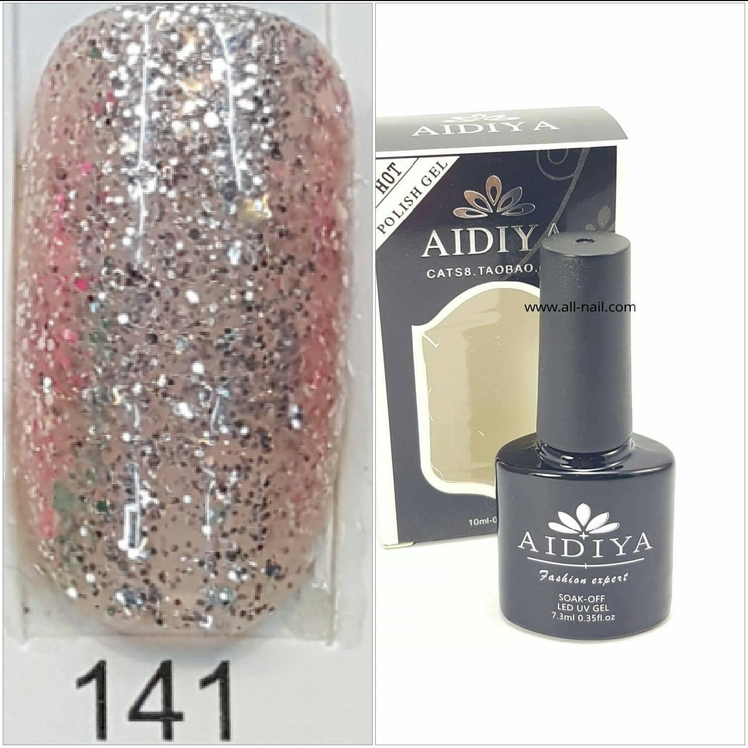 สีเจลทาเล็บ AIDIYA #141