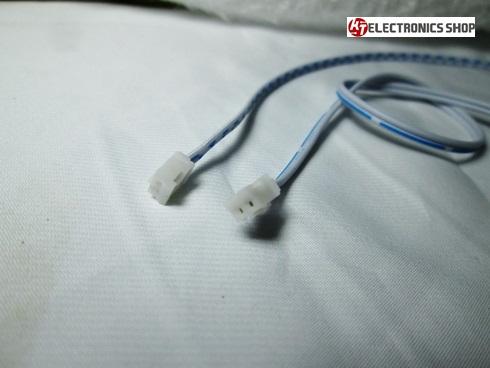 สายไฟ สำหรับต่อเข้าเครื่องฟัง MP3