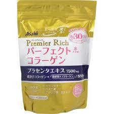 Asahi Premier Rich Collagen คอลลาเจนรุ่นพรีเมี่ยม ทานได้ 30 วันจากญี่ปุ่น ดีมากๆค่ะ
