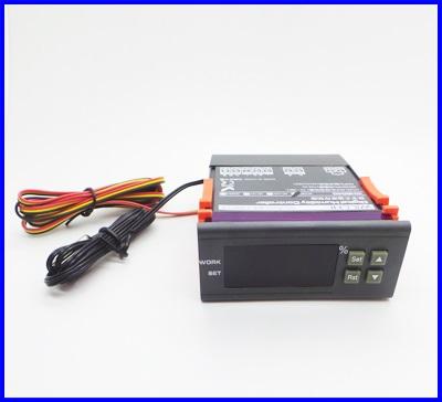 เครื่องควบคุมความชื้น Digital Air Humidity Controller sensor Temperature WH8040 220V with Temperature Compensation