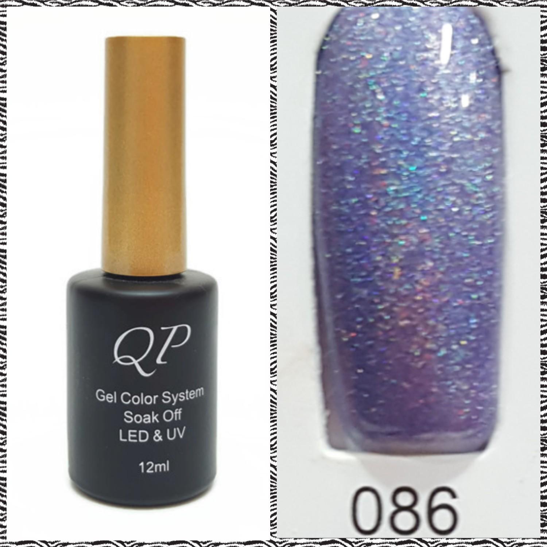 สีเจล QP 12ml. #086