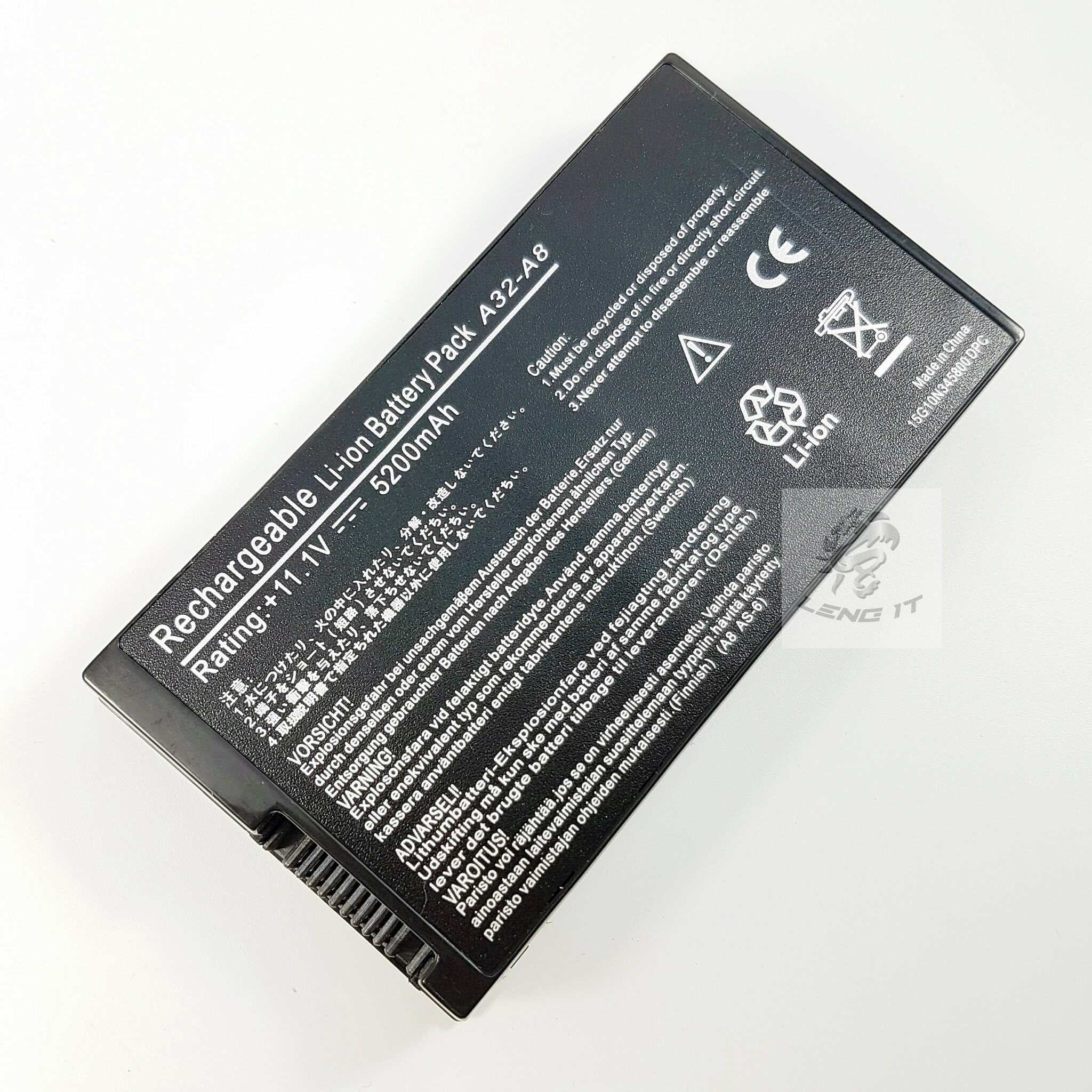BATTERY ASUS A8