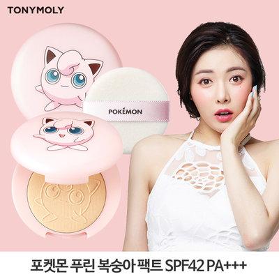 (รอของเข้า) Tony Moly x Pokemon Edition Peach Print Fact SPF42 PA ++(8500won)