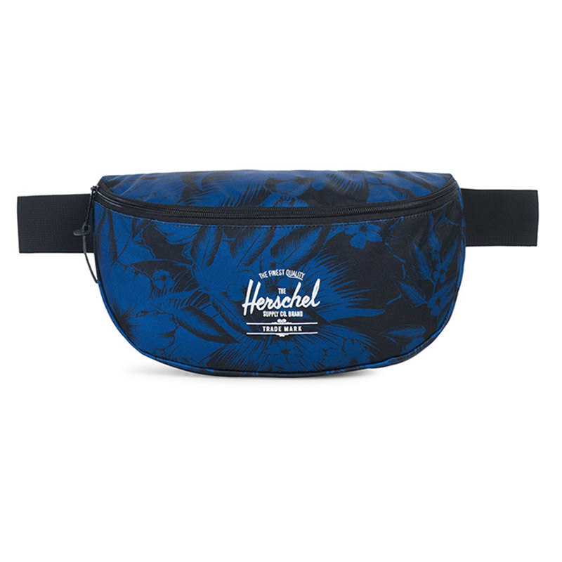 Herschel Sixteen Hip Pack - Jungle Floral Blue