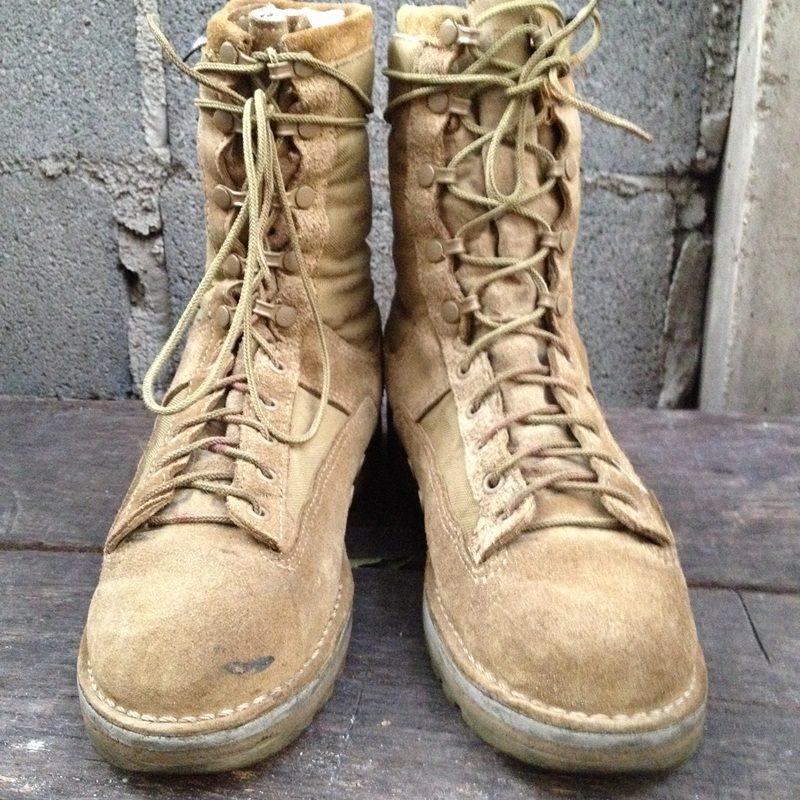DANNER USA US ARMY size 10.5 ราคา 1650
