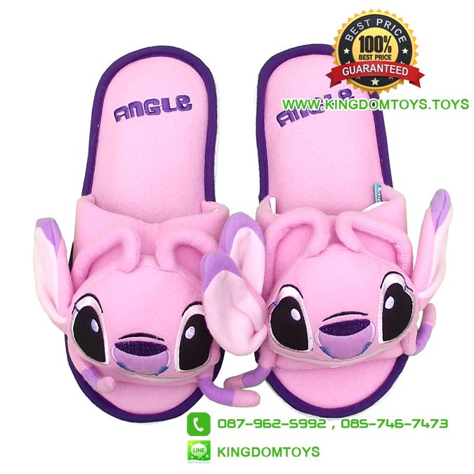 รองเท้าพื้นบาง 3D หน้า Angle [Disney]