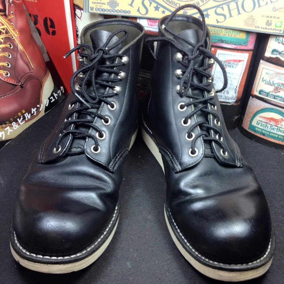 Red wing 8165 size 9D