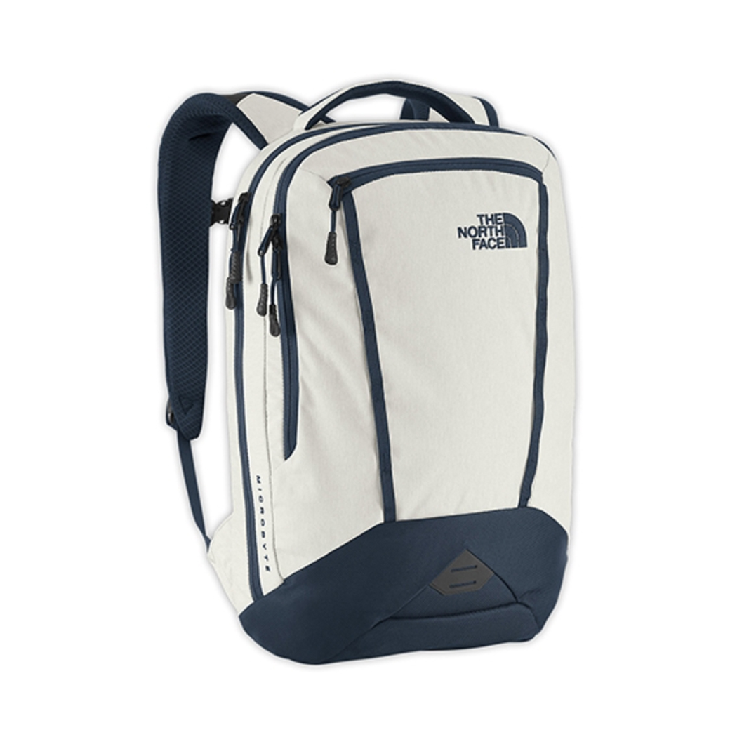 The North Face - Microbyte 17L for Men/Women (High Rise Grey Heather/Cosmic Blue)