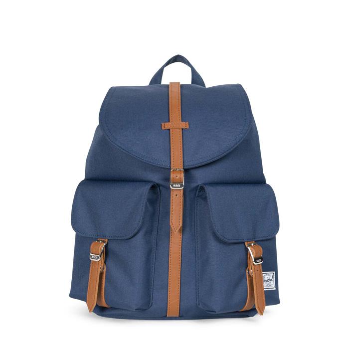 Herschel Dawson Backpack | XS - Navy / Tan
