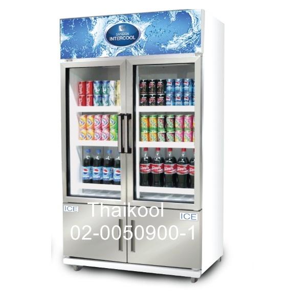 ตู้แช่เย็น แช่แข็ง 4 ประตู รุ่น YDM-110P